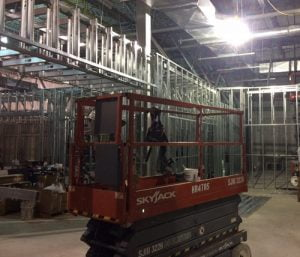 commercial drywall services