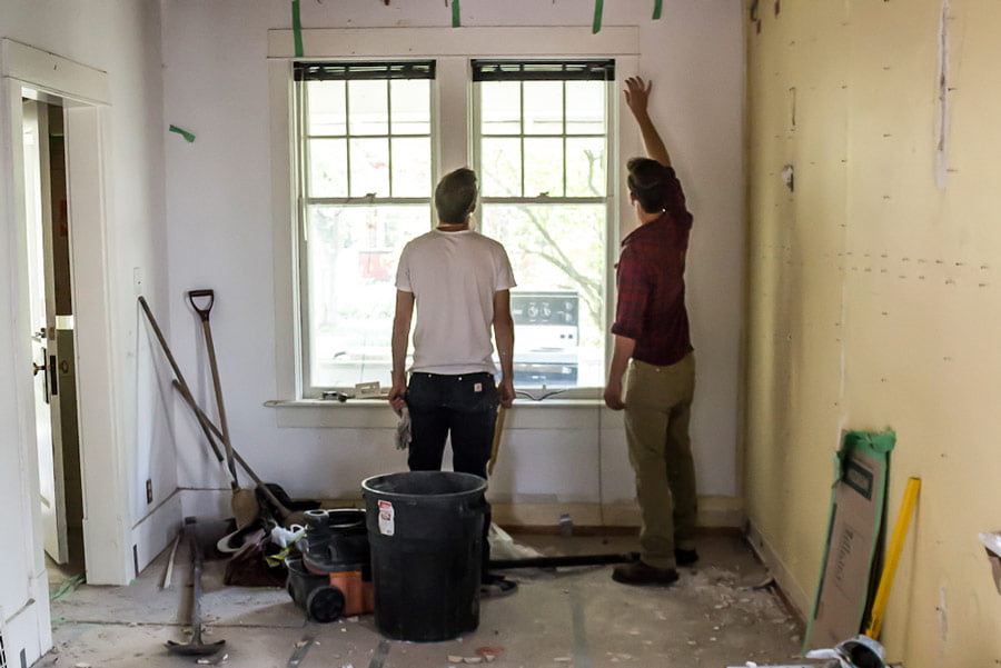 renovation drywall services