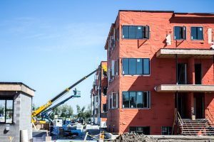 residential multi-family drywall services