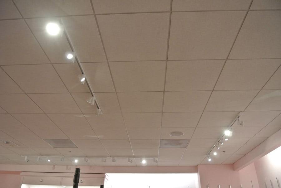 t-bar ceiling