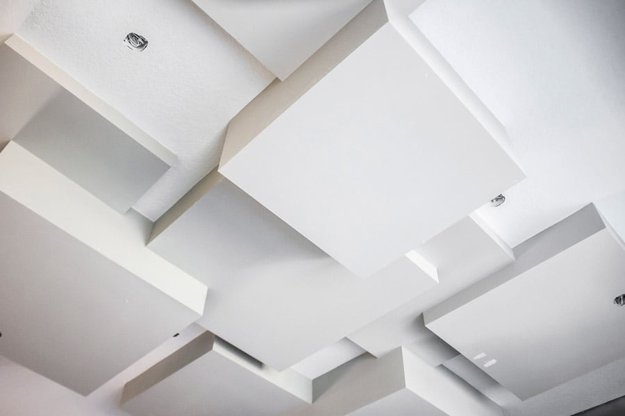 t bar ceiling
