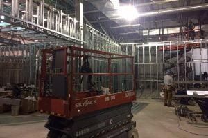 drywall tenant-improvements services